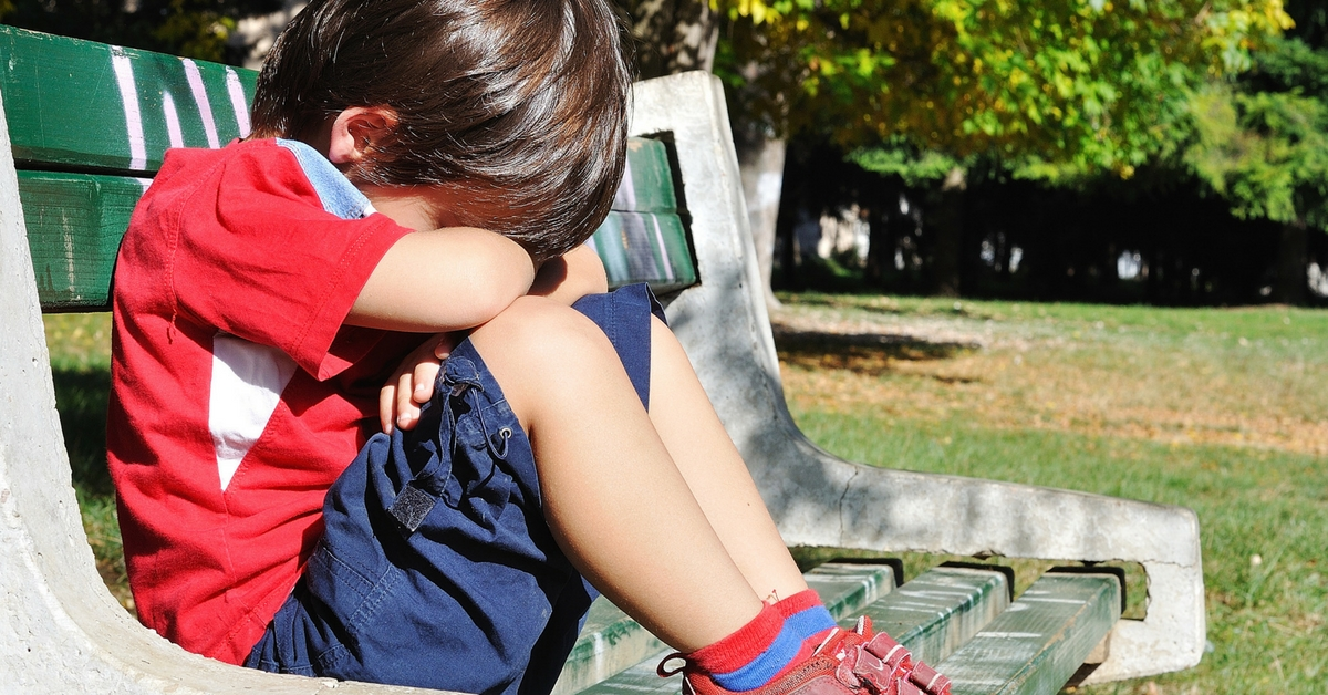 Is it a Tantrum or a Sensory Meltdown? 4 Ways to Know For Sure!