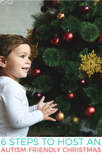 6 Steps to Host an Autism-Friendly Christmas for Autistic Children