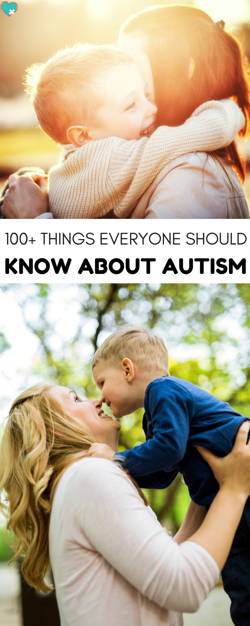 100+ Things to Know About Autism #autism #autistic #actuallyautistic #disability #parenting