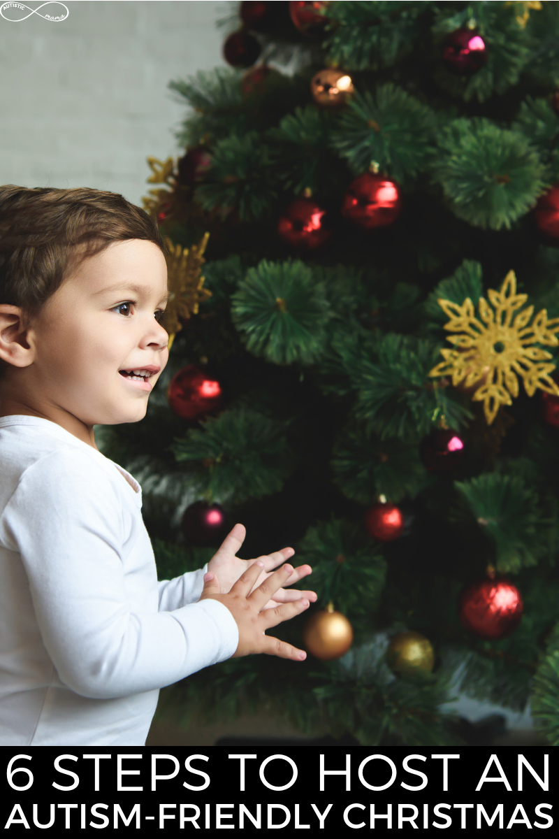 6 Steps to Host an Autism-Friendly Christmas
