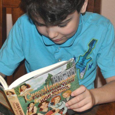 5 Reasons Why My Boys Read Girl Children's Books