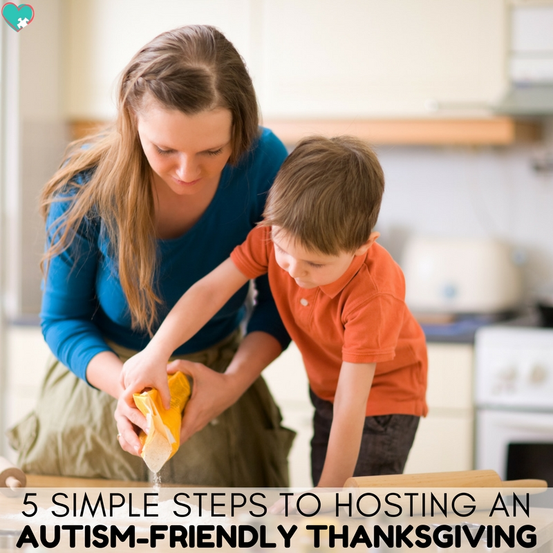 5 Simple Steps to Hosting an Autism-Friendly Thanksgiving