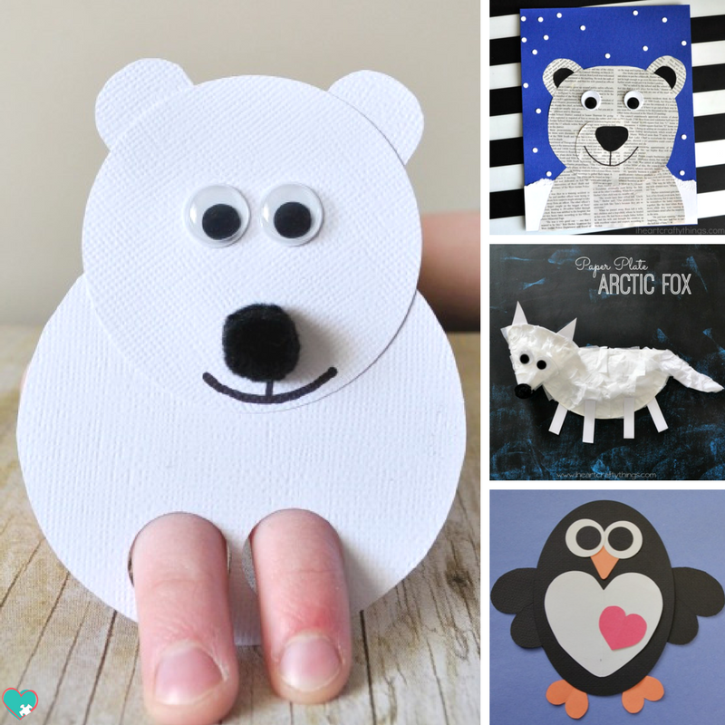 Super Fun Arctic Animal Activities for Kids!