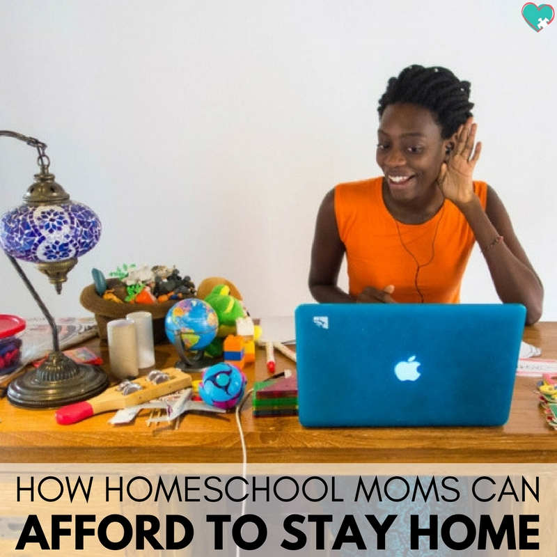 How Homeschool Moms Afford to Stay Home | Teach English Online!