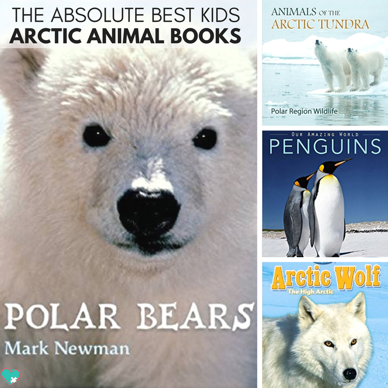 The Absolute Best Arctic Animal Books for Kids
