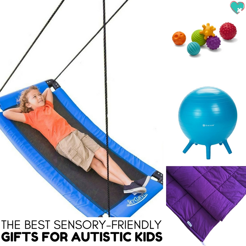 The Best Sensory-Friendly Gifts for Autistic Kids #autism #autistic #autistickids #Christmas #gifts #sensoryfriendly #sensory