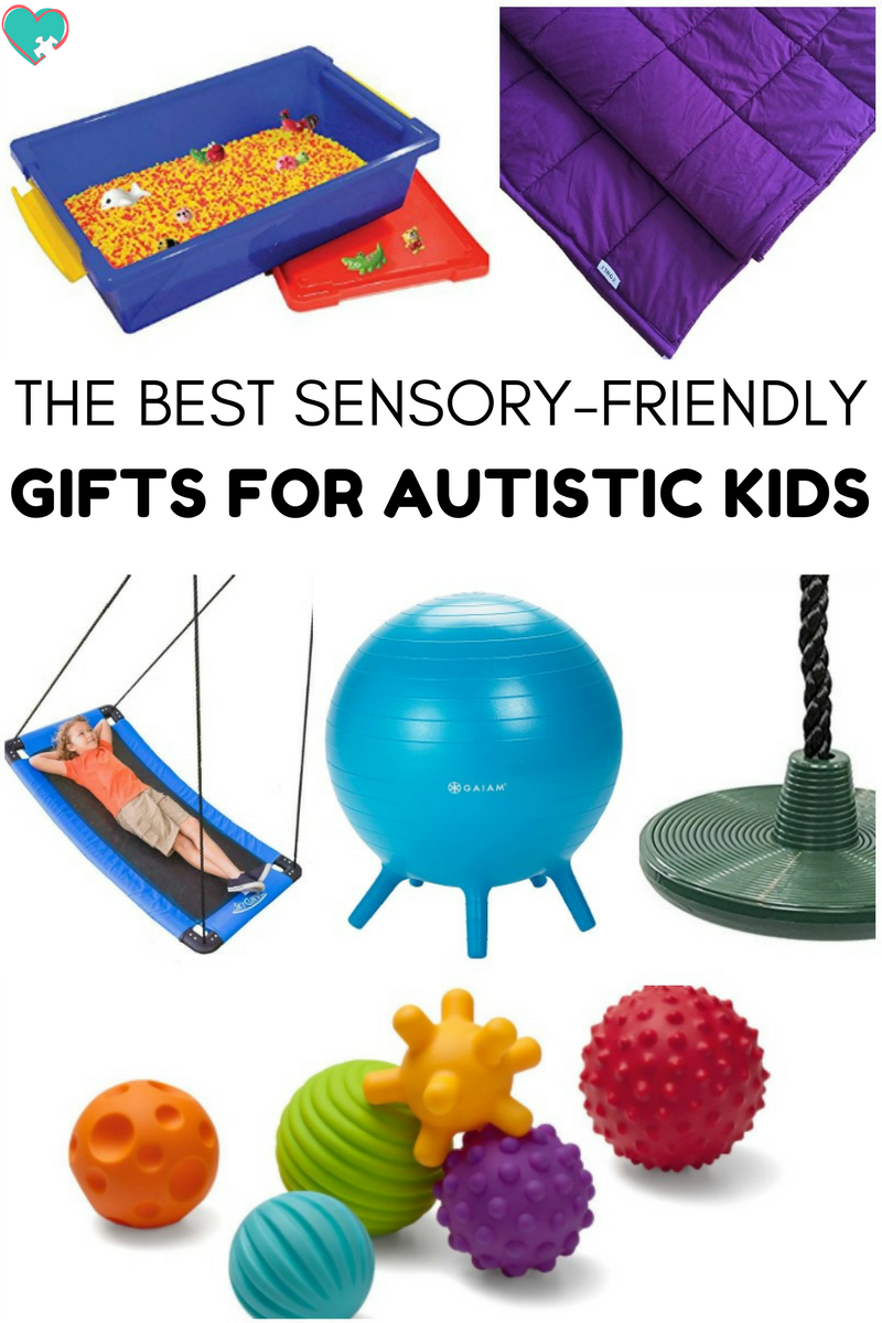 The Best Sensory-Friendly Gifts for Autistic Kids