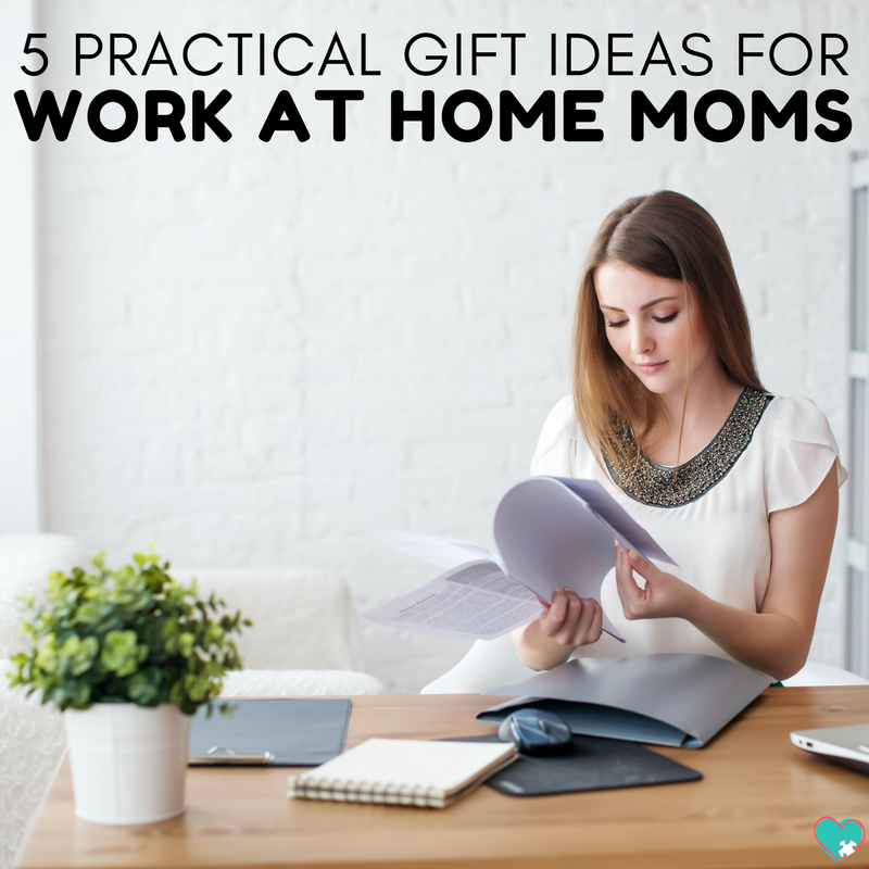 5 Practical Gift Ideas for Work at Home Moms #WorkatHome #WorkatHomeMom #WAHM #SAHM #momlife #blogger #MomBlogger