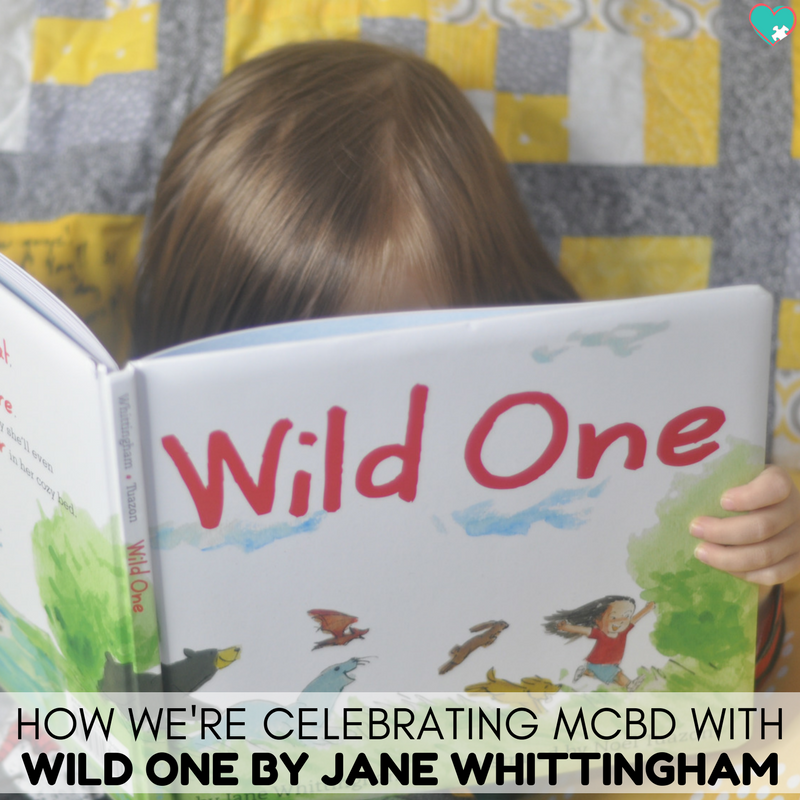 Celebrating Multicultural Children's Book Day with Wild One