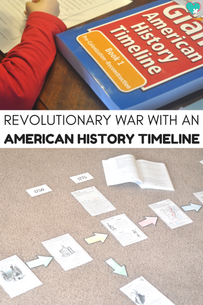 Learning History With an American History Timeline