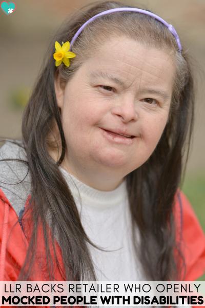 LuLaRoe Backs Retailer Who Mocked People With Disabilities