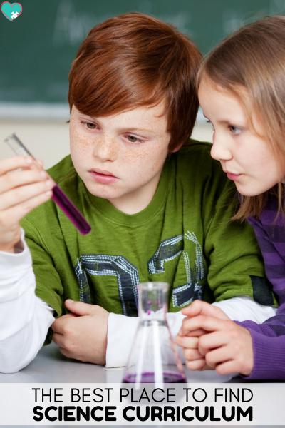 Supplemental Science Homeschool Curriculum