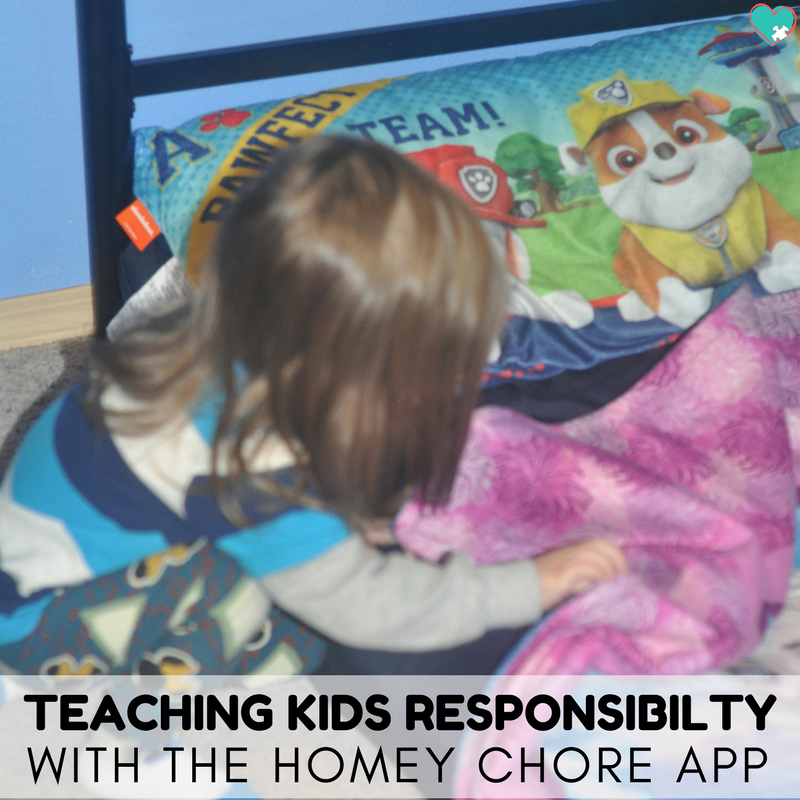 Teaching Responsibility With the Homey Chore App