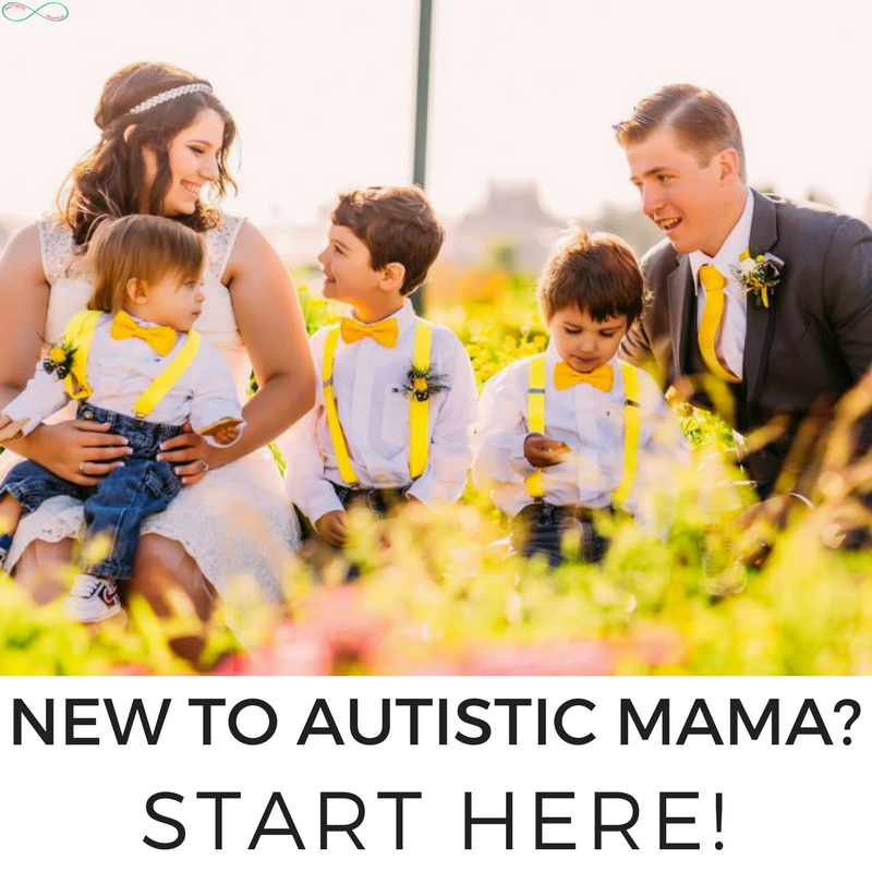 New to Autistic Mama Start here