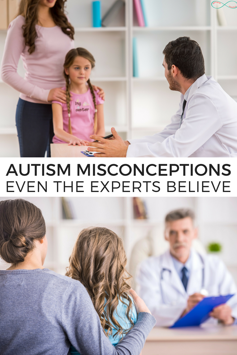 Autism Misconceptions Even The Experts Believe