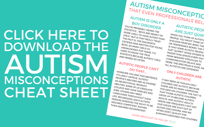 Autism Misconceptions Even the Experts Believe #Autism #AutismParenting #Parenting #Autistic #ActuallyAutistic #AutismAwareness #AutismAcceptance