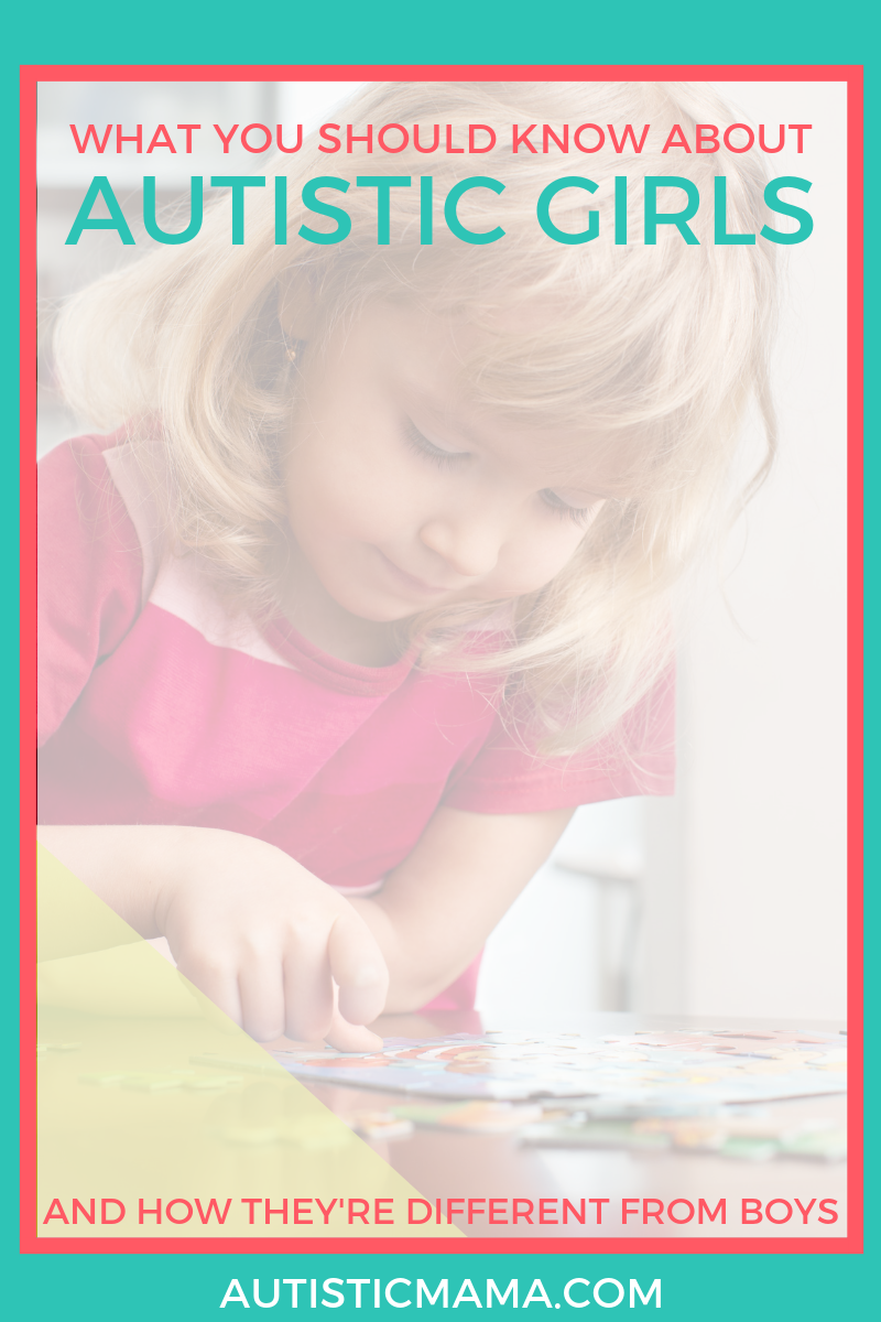 What You Need to Know About Autism in Girls and How It's Different From Boys