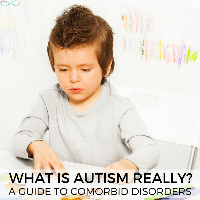What is Autism Really? A guide to comorbid disorders... Because #Autism might not be what you thought... #autismawareness #autismacceptance #actuallyautistic #autismmom #mentalhealth
