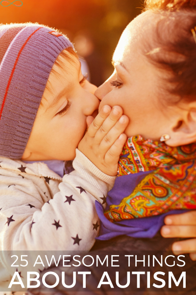 25 Awesome Things About Autism