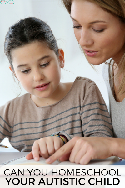 Can You Homeschool Your Autistic Child?