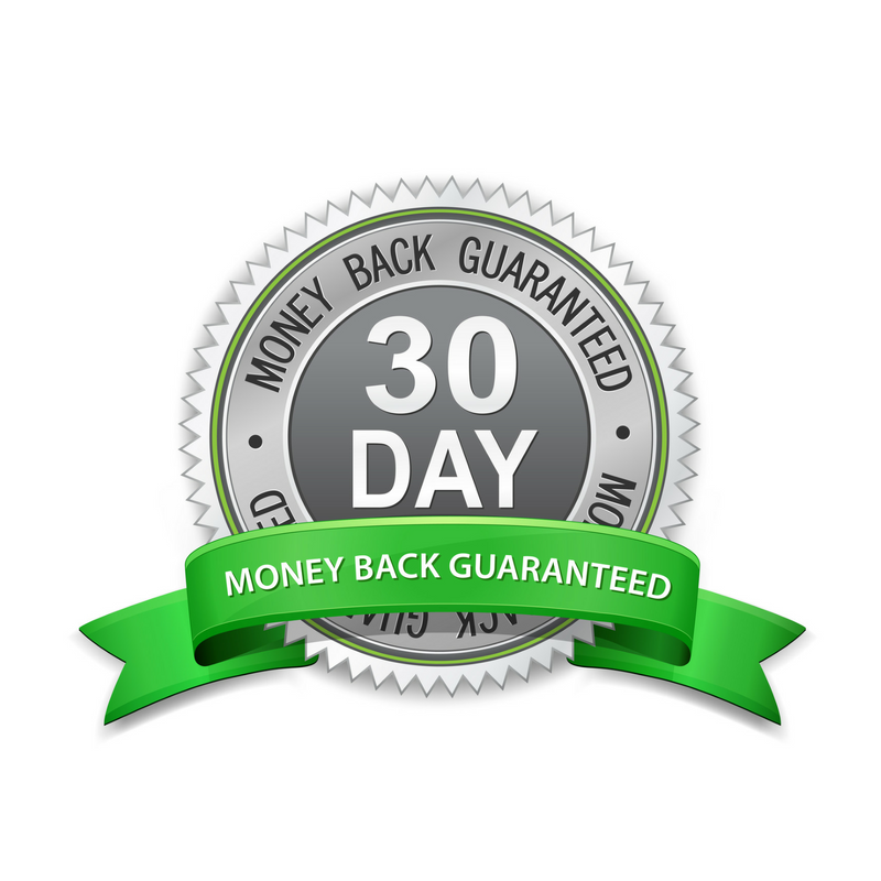 Money Back 30 Day