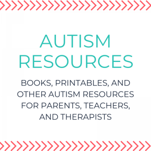 Autism Resources