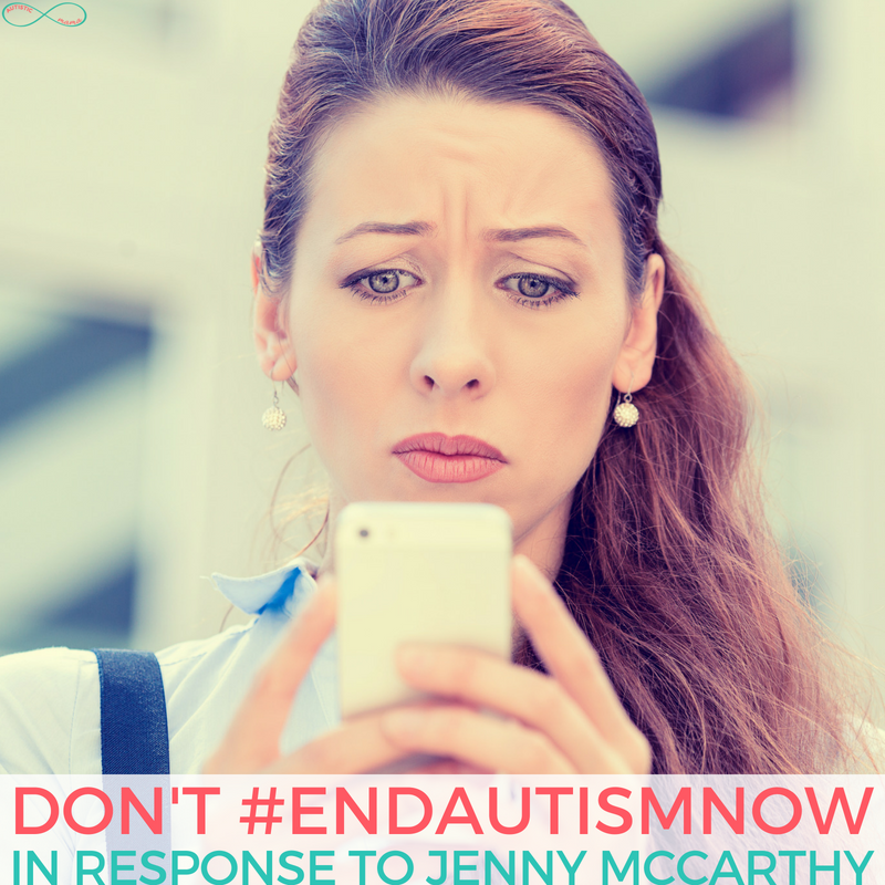 We Don't Want to #EndAutismNow, and you shouldn't either. #EndAbleismNow