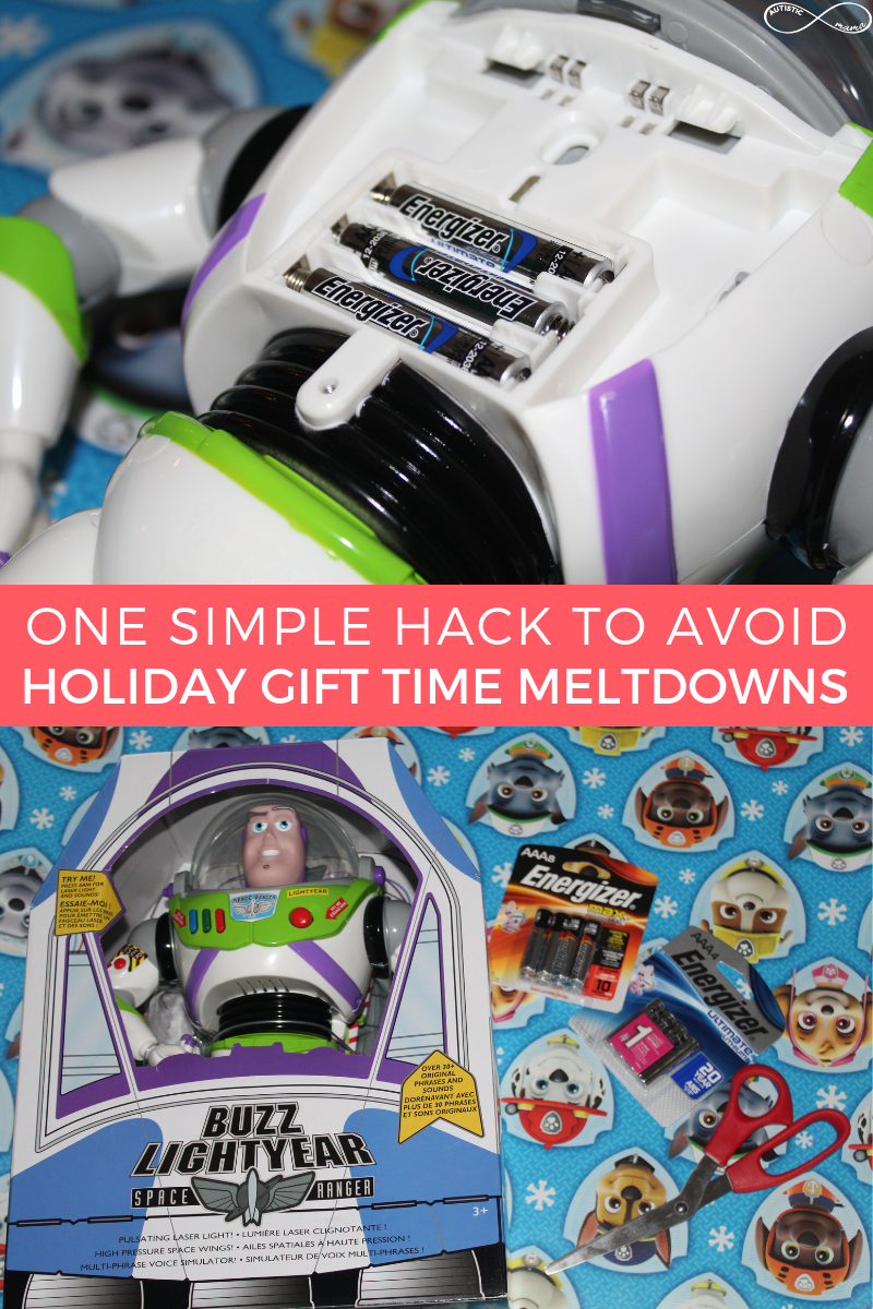 Simple Hack to Avoid Holiday Gift Time Meltdowns