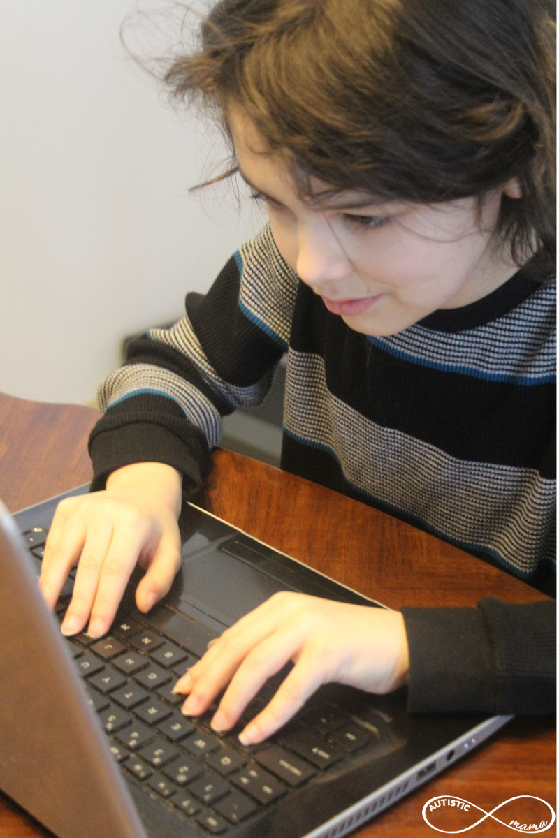 Easy Homeschool Typing Tool
