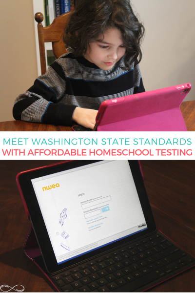 The Easiest Way to Meet the Washington Homeschool Testing Requirement