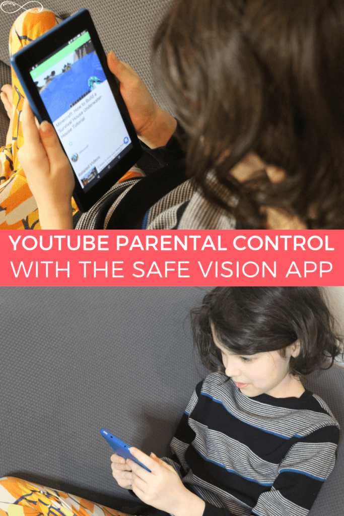 Youtube Parental Control With the Safe Vision App