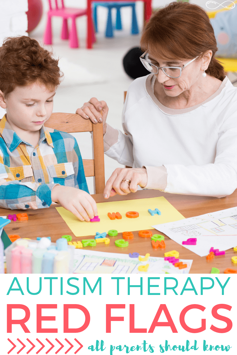 Autism Therapy Red Flags All Parents Should Know