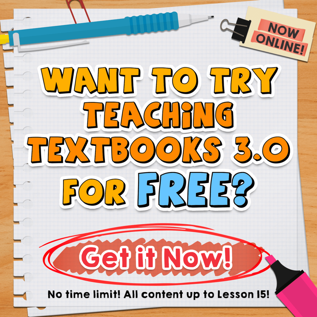 Want to Try Teaching Textbooks 3.0 for Free? Get a Free Trial!
