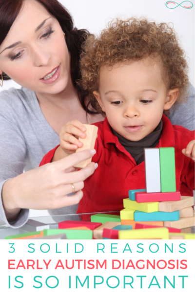 3 Solid Reasons Early Autism Diagnosis Is Important (It's Not What You Think!)